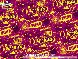 In A Kid's Mind Pattern by SloorpWorld