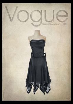 Vogue by silent-reverie