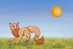 The Balloon by neelixnoodles