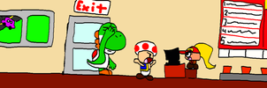 Mario's Painful Picnic Part 12 by Number1MarioFan247