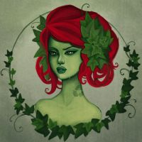 Poison Ivy by ulush