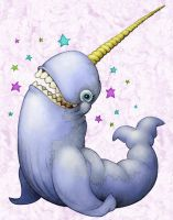 MB4 - Friendly Narwhal by BoKaier