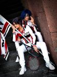 Prince of Tennis: Let it be beautiful... by raburabuShinya