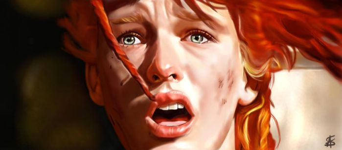 Leeloo - The Fifth Element by TheSig86