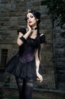 Gothic Princess by MaryDeLis