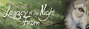Forum Banner by DawnFrost