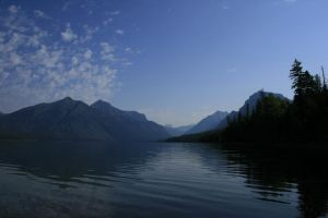 Lake Macdonald stock by Aphoticbeauty