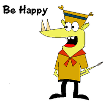 Be Happy by Daemon01
