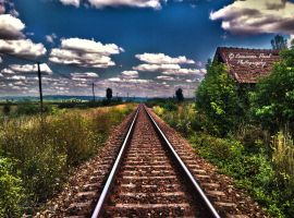 Railroad to paradise 2 by paully93