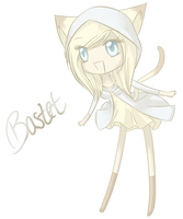 Bastet by hyperfluffball