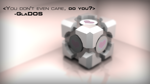 You Don't Even Care, Do You? by CMA3D