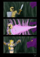 Legend of the Pink Flame by Xaran-Alamas