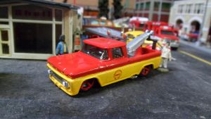 '62 Chevy Shell Wrecker by hankypanky68