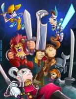 Capcom Rules!!! by vancamelot