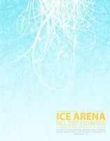Ice Arena Poster by mossawi