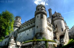 Pierrefonds Castle 5 by debahi