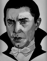 Bela Lugosi as Dracula by DoctorPretorius