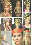 make up for traditional Indonesian Wedding by seawaterwitch