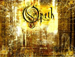 Opeth by Sileas