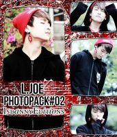 L.Joe (TEEN TOP) - PHOTOPACK#02 by JeffvinyTwilight
