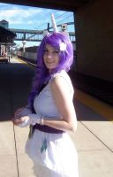 Rarity Cosplay by AllyXCat3