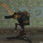 XNA Sentry Turet by X-N-A