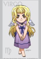 Tiny Cutie Zodiac Virgo by LCibos