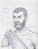 Monsterfy Me: Undead Guy by eddythedreamer