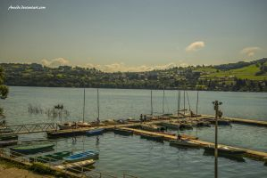 nautical stopover by Aneede