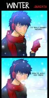 First winter after Shingeki No Kyojin by Nawaru