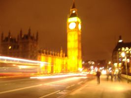The Lights of Whitehall by Hotrod89