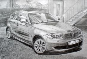 BMW 116i by edesr