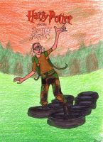 Harry Potter at Basic Training by sloopygoop