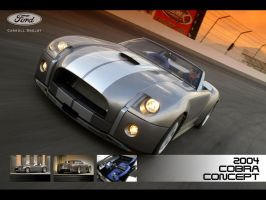 2004 Cobra Concept by gotdesign