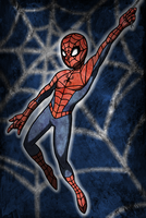 Spectacular Spider-Man by ninja-doodler