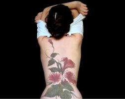 tattoo by Aless1a
