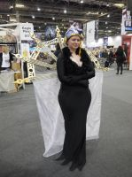 The Witch Edea MCM May '13 by KaniKaniza