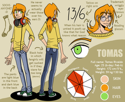 Tomas Ref Sheet by GreenLiquidBrain