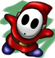 Shy Guy by Kahikilani