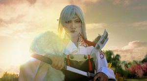 Sesshomaru by ssnight
