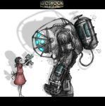 BIOSHOCK FAN ART by Jaruzel