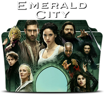 Emerald City by rest-in-torment