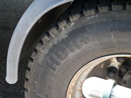 High Dynamic Range Truck Tyre by wchild