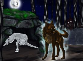 Ghost of You TW3BE Entry by BitterSweetWolf