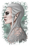 Aisling Lavellan by lisaarevalo