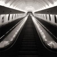 Escalator by marcschmidtmayer