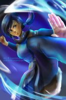 (+NSFW) April's Waifu - Korra (Free To Use) by customwaifus