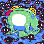 Tadpoles by ErbMaster