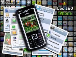 Leo S60 iPhone by va-deam