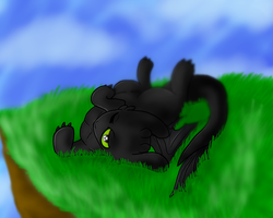 Moar Toothless by P0ryeon